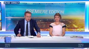 Pascale De La Tour Du Pin dans Premiere Edition - 17/05/16 - 08
