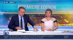 Pascale De La Tour Du Pin dans Premiere Edition - 17/05/16 - 09