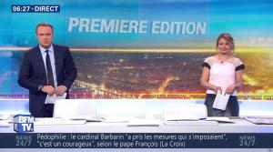 Pascale De La Tour Du Pin dans Première Edition - 17/05/16 - 11