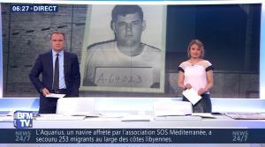 Pascale De La Tour Du Pin dans Première Edition - 17/05/16 - 12