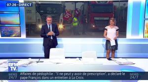 Pascale De La Tour Du Pin dans Premiere Edition - 17/05/16 - 17