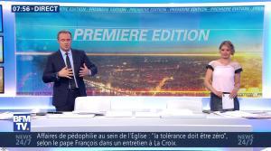 Pascale De La Tour Du Pin dans Premiere Edition - 17/05/16 - 22