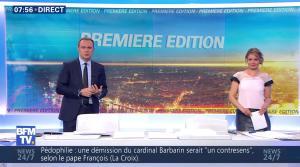 Pascale De La Tour Du Pin dans Premiere Edition - 17/05/16 - 23