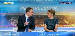 Pascale De La Tour Du Pin dans Première Edition - 18/12/15 - 092