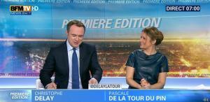 Pascale De La Tour Du Pin dans Première Edition - 18/12/15 - 093