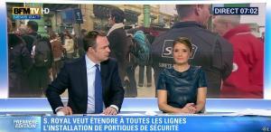 Pascale De La Tour Du Pin dans Première Edition - 18/12/15 - 096