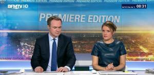 Pascale De La Tour Du Pin dans Premiere Edition - 18/12/15 - 199