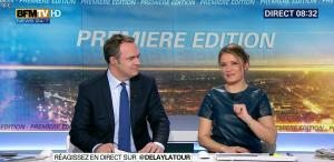 Pascale De La Tour Du Pin dans Premiere Edition - 18/12/15 - 202