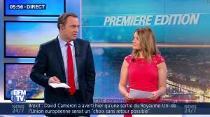 Pascale De La Tour Du Pin dans Premiere Edition - 20/06/16 - 02