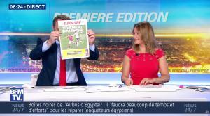 Pascale De La Tour Du Pin dans Première Edition - 20/06/16 - 09