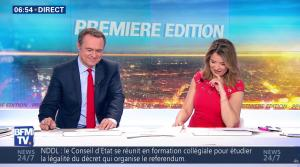 Pascale De La Tour Du Pin dans Première Edition - 20/06/16 - 11