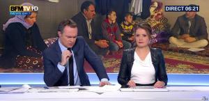 Pascale De La Tour Du Pin dans Premiere Edition - 23/02/16 - 12