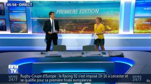 Pascale De La Tour Du Pin dans Premiere Edition - 25/04/16 - 01
