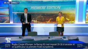 Pascale De La Tour Du Pin dans Premiere Edition - 25/04/16 - 02