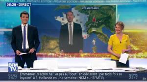 Pascale De La Tour Du Pin dans Première Edition - 25/04/16 - 08