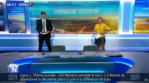 Pascale De La Tour Du Pin dans Premiere Edition - 25/04/16 - 09