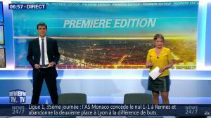 Pascale De La Tour Du Pin dans Premiere Edition - 25/04/16 - 10