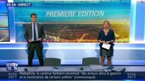 Pascale De La Tour Du Pin dans Premiere Edition - 26/04/16 - 01
