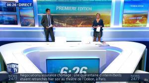 Pascale De La Tour Du Pin dans Premiere Edition - 26/04/16 - 05