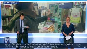 Pascale De La Tour Du Pin dans Premiere Edition - 26/04/16 - 10