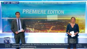 Pascale De La Tour Du Pin dans Premiere Edition - 26/04/16 - 13