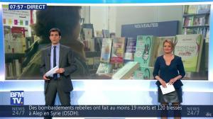 Pascale De La Tour Du Pin dans Premiere Edition - 26/04/16 - 17