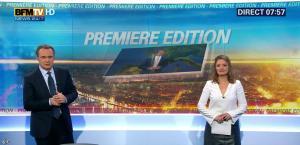 Pascale De La Tour Du Pin dans Premiere Edition - 29/01/16 - 08