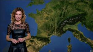 Sandra Larue à la Météo de BFM TV - 26/01/16 - 01