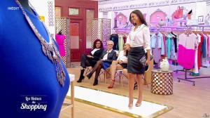 Sarah dans les Reines du Shopping - 27/11/15 - 09