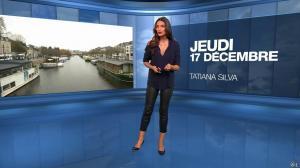 Tatiana Silva dans le 19-45 - 17/12/15 - 01