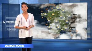 Tatiana Silva à la Météo du Soir - 03/01/16 - 03