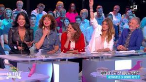 Ayem Nour dans la Télé, même l'été - 29/06/18 - 10