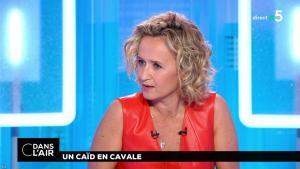 Caroline Roux dans C dans l'Air - 02/07/18 - 08
