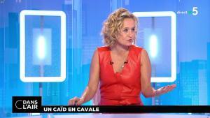 Caroline Roux dans C dans l'Air - 02/07/18 - 15