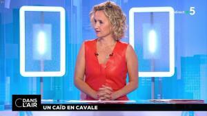 Caroline Roux dans C dans l'Air - 02/07/18 - 16
