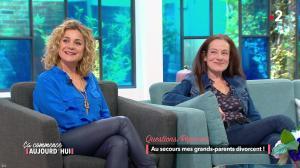 Christele Albaret dans Ca Commence Aujourd hui - 15/05/18 - 07