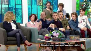 Christele Albaret dans Ca Commence Aujourd hui - 23/05/18 - 01