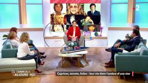 Christele Albaret dans une Ca Commence Aujourd hui - 04/04/18 - 01