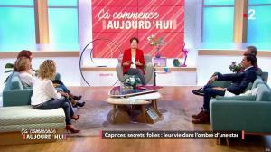 Christele Albaret dans une Ca Commence Aujourd hui - 04/04/18 - 03