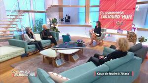 Faustine Bollaert dans Ca Commence Aujourd hui - 06/04/18 - 02