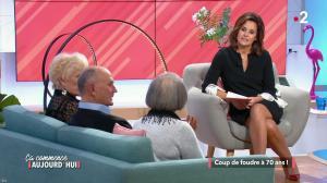 Faustine Bollaert dans Ca Commence Aujourd hui - 06/04/18 - 04