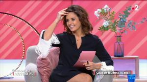 Faustine Bollaert dans Ca Commence Aujourd hui - 06/04/18 - 05