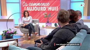 Faustine Bollaert dans Ça Commence Aujourd'hui - 12/04/18 - 05