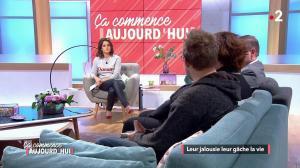 Faustine Bollaert dans Ça Commence Aujourd'hui - 12/04/18 - 06