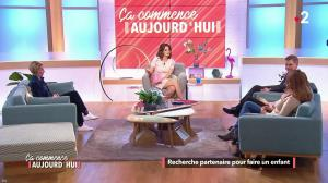 Faustine Bollaert dans Ca Commence Aujourd hui - 14/06/18 - 01