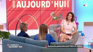 Faustine Bollaert dans Ca Commence Aujourd hui - 14/06/18 - 02