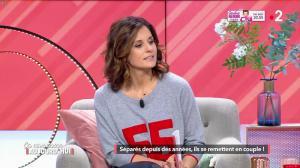 Faustine Bollaert dans Ça Commence Aujourd'hui - 25/05/18 - 02