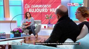 Faustine Bollaert dans Ça Commence Aujourd'hui - 25/05/18 - 06