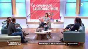 Faustine Bollaert dans Ça Commence Aujourd'hui - 28/03/18 - 03