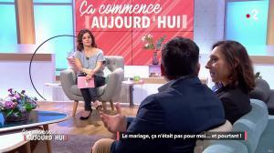 Faustine Bollaert dans Ça Commence Aujourd'hui - 28/03/18 - 04